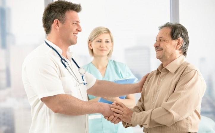 Рак предстательной железы – не приговор для мужчин, Главная, Статьи