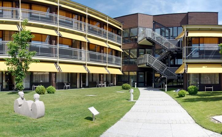 Клиника Миттельбаден, Германия, Баден-Баден - вид 1