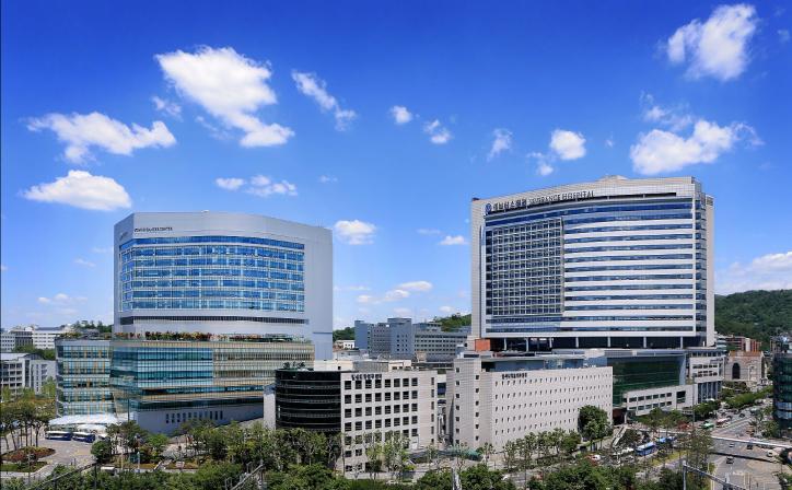 Severance Hospital, Южная Корея, Сеул - вид 1