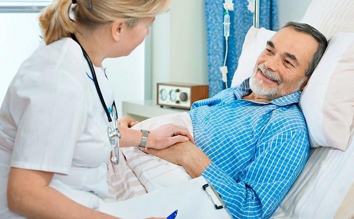госпитализация с простатитом