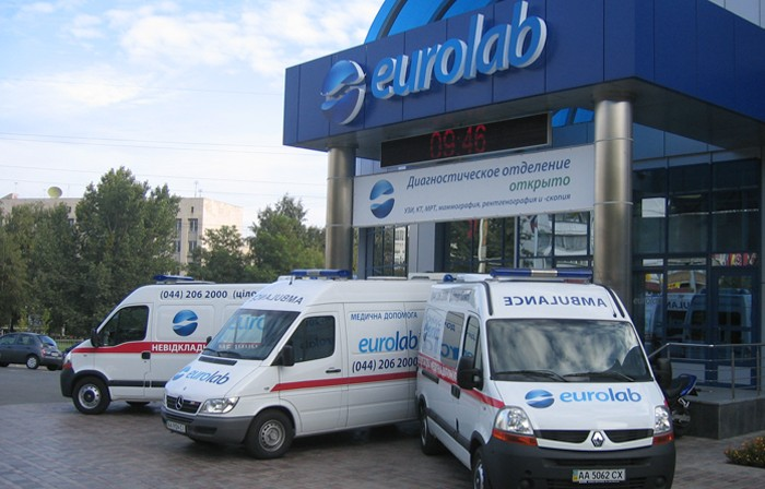 Центр диагностической медицины EUROLAB, Украина, Киев - вид 1
