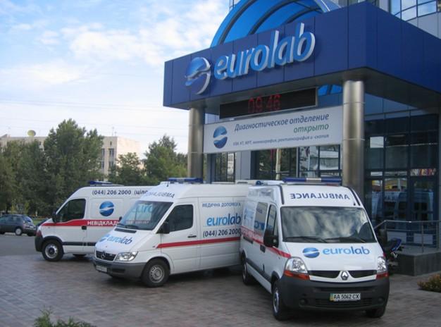 Центр диагностической медицины EUROLAB