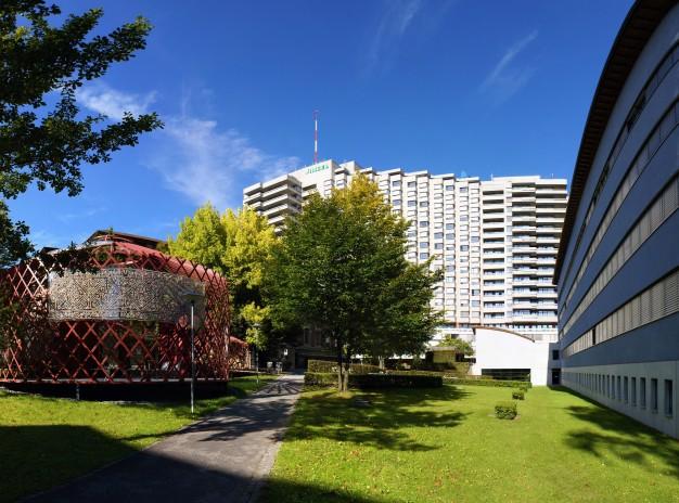 Университетская клиника Инзельшпиталь
