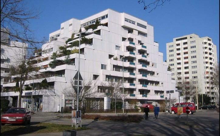 Университетская клиника Карлсруэ, Германия, Баден-Баден - вид 1