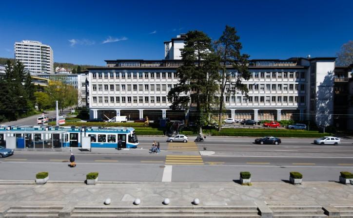 Университетская клиника  Zurich, Швейцария, Цюрих - вид 1
